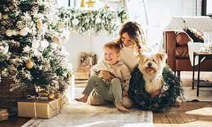 besinnliche Weihnachtsgrüße